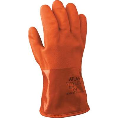 GLOVES WINTER PVC L