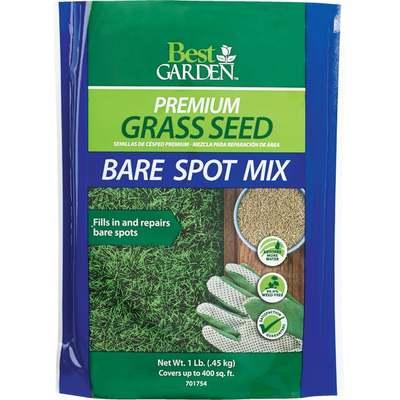 GRASS SEED BARE SPOT 1LB
