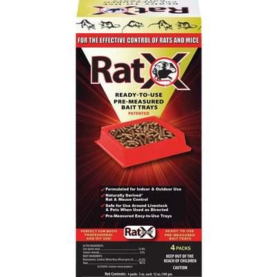 RATX 4PL BAIT TRAYS