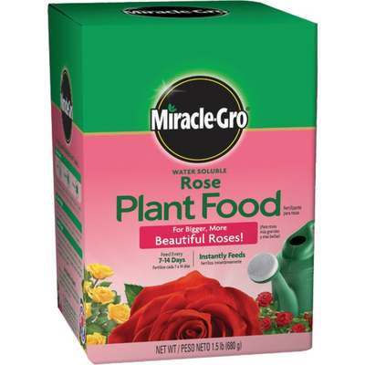 LGC MIRACLE GRO ROSE 1.5#