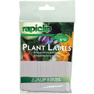 """SEED START PLANT LABELS 4"""""""