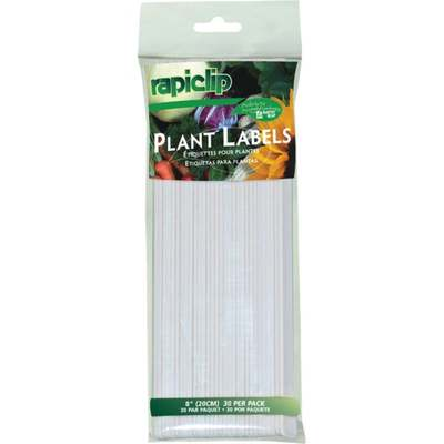 """SEED START PLANT LABELS 8"""""""