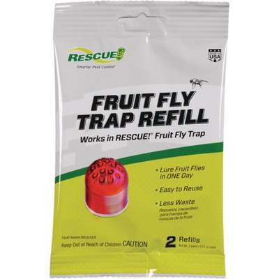 RESCUE FRUIT FLY TRAP REFILL