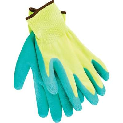 GREEN LARGE GRIP GLOVE
