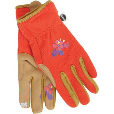 GLOVES LADIES LEATHER M/L