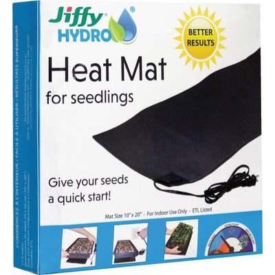 "JIFFY HYDRO HEAT MAT 10"" X 20"""