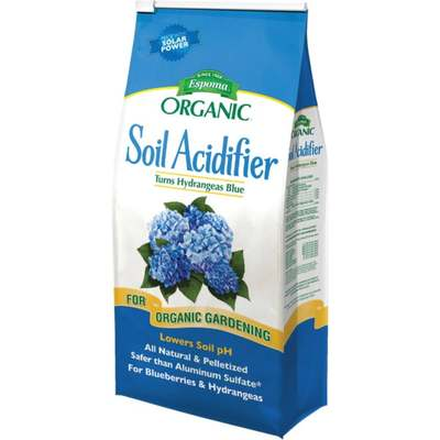 6LB SOIL ACIDIFIER ORGANIC 50SF