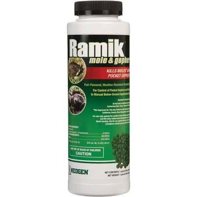 RAMIK MOLE BAIT 1LB