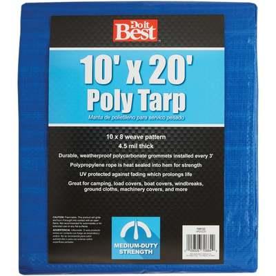 TARP - BLUE / 10 X 20