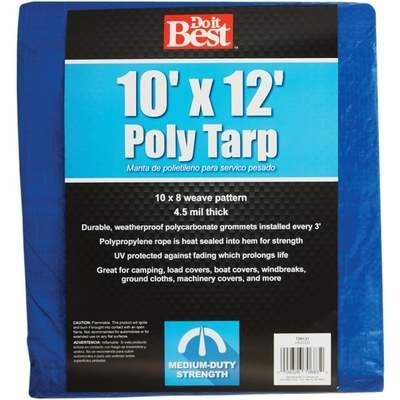 TARP - BLUE / 10 X 12