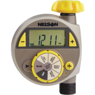 HOSE WATER TIMER ELECTRIC