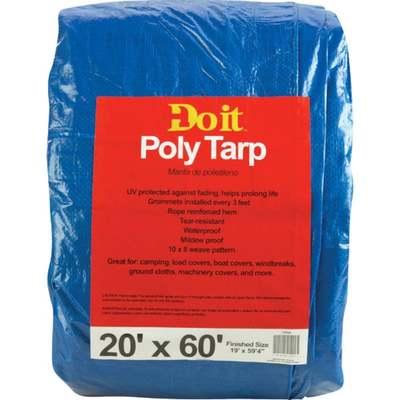 TARP - BLUE / 20 X 60
