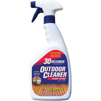 30 SECONDS OUTDOOR CLEANER QT