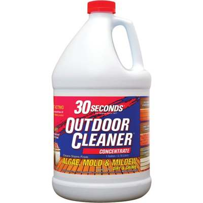 (e) Gal Conc Outdoor Cleaner