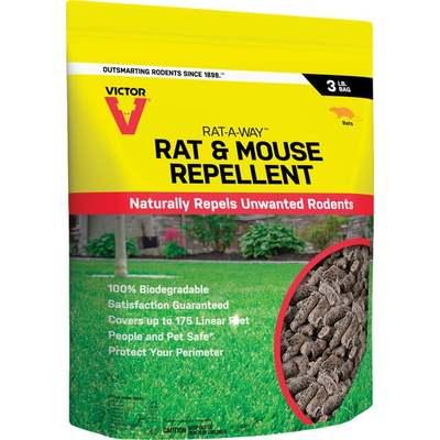 RAT-A-WAY RODENT REPEL 3LB