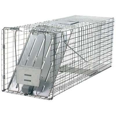 ANIMAL CAGE TRAP L