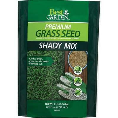 GRASS SEED SHADE DIB 3#