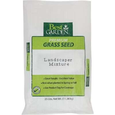 GRASS SEED LANDSCAPER 25#