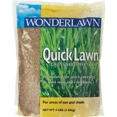 GRASS SEED QUICK LAWN 3#