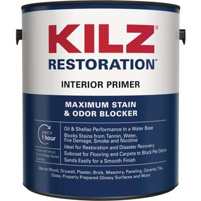 KILZ MAX PRIMER GAL (Price includes PaintCare Recycle Fee)