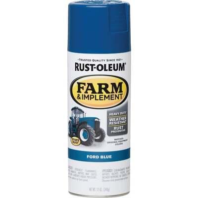 FARM SPRAY PAINT - FORD BLUE