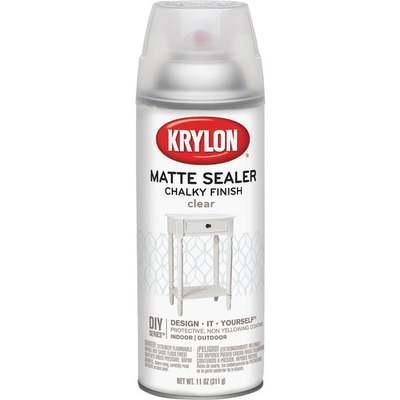 KRYLON - CHALKY CLEAR / SP