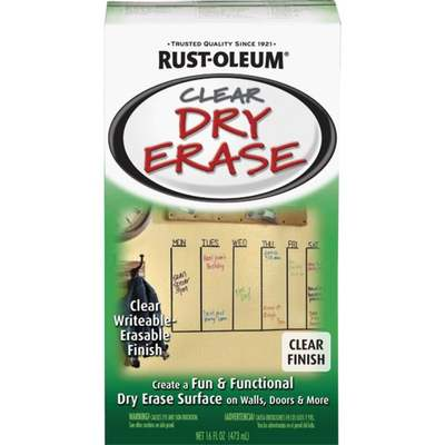 CLR DRY ERASE PAINT KIT (Price includes PaintCare Recycle Fee)