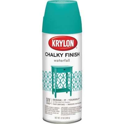 KRYLON - CHALKY WATERFALL / SP