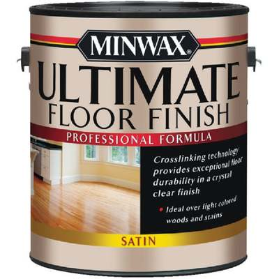 POLY FLOOR WB SATIN GAL (Price includes PaintCare Recycle Fee)