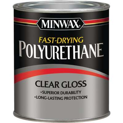 MINWAX POLY - GLOSS / QT (Price includes PaintCare Recycle Fee)