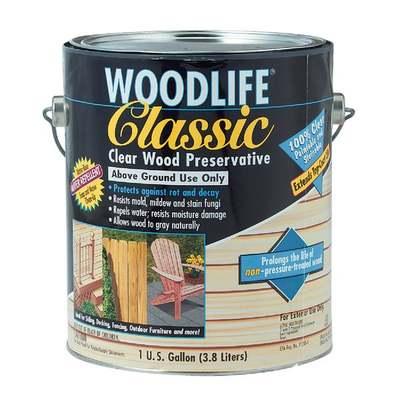 1-GAL WOODLIFE PRESERVATIVE CLR