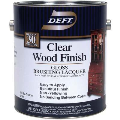 GAL DEFT GLOSS FINISH (Price includes PaintCare Recycle Fee)