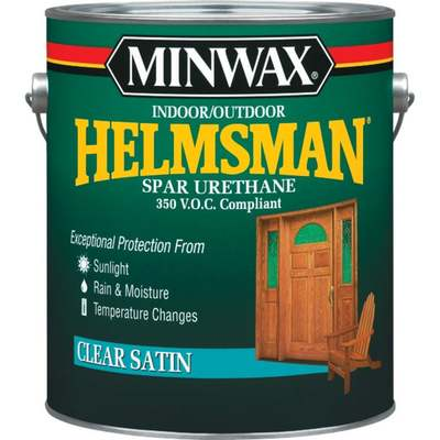 GAL HELMSMAN SPAR URETHANE SATIN (Price includes PaintCare Recycle Fee)