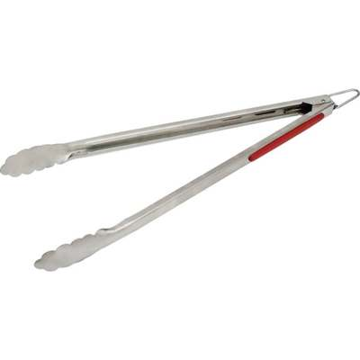 BBQ STAINLESS STEEL TONG