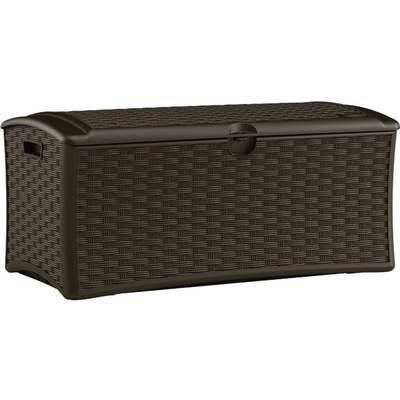 70GAL RESIN WKR DECK BOX