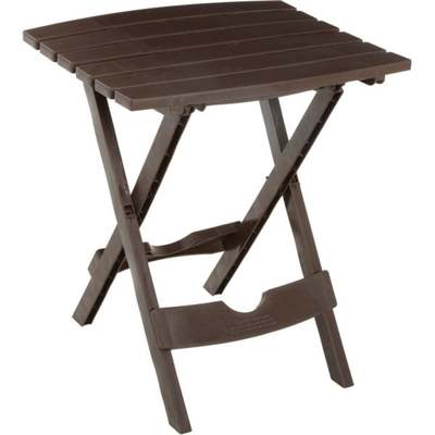 QUICK FOLD TABLE / BROWN