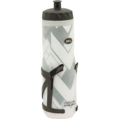 INSULATED WATER BOTTLE W/CAGE