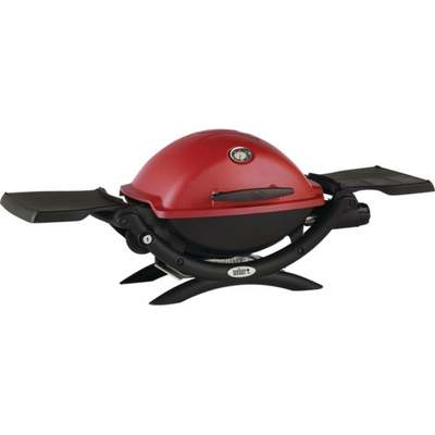 BARBECUE GAS Q1200 RED