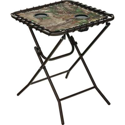 REAL TREE SIDE TABLE
