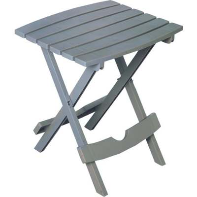 GRAY QUIK FOLD TABLE