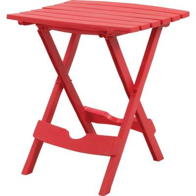 QUICK FOLD TABLE / CHERRY