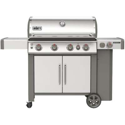 BARBECUE GAS GEN II S435 SS 4BR