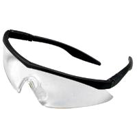 STRAIGHT SAFETY GLASSES CLEAR