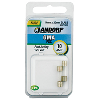 Gma 10a Fast Acting Fuse