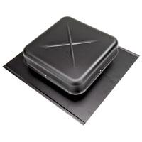 Aluminum Roof Louver/Black