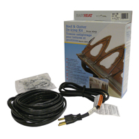 100' Roof & Gutt Cable