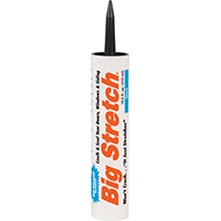 BIG STRETCH CAULK BLACK 10 5OZ