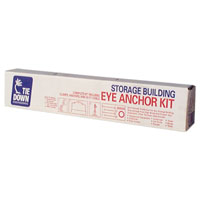 ANCHOR KIT STOR BLDG GLV 3PC