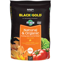 BLACK GOLD ORGANIC POTTING SOIL 1CUFT