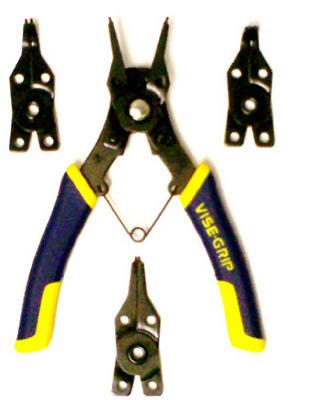 IRWIN  4PC Snap Ring Pliers
